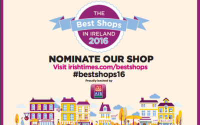 The Irish Times – Best Shops in Ireland 2016