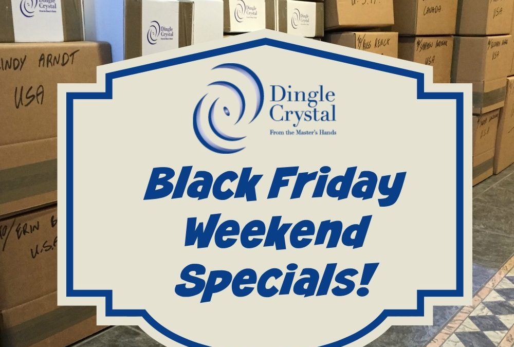 Black Friday Weekend Sale!